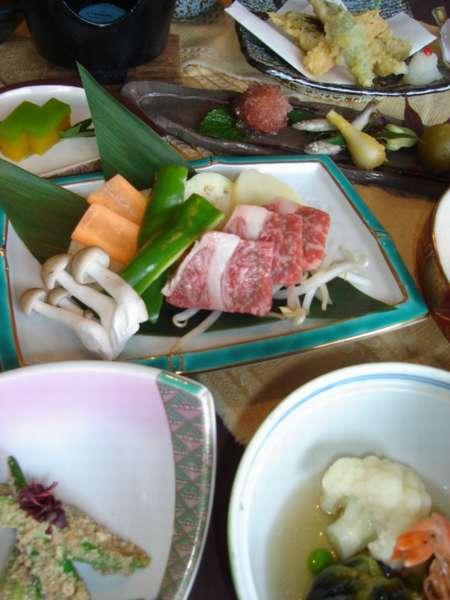 六月の料理
