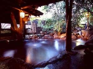 いこい旅館名湯秘湯100選滝の湯