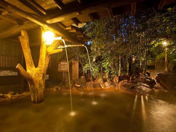 いこい旅館黒川温泉唯一の名湯滝の湯