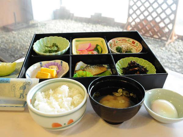 ごはん 和食 朝