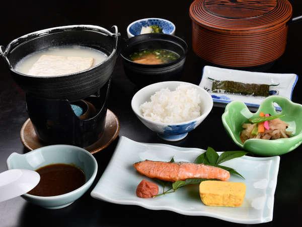 とろとろ 湯豆腐