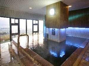 絶景の大浴場