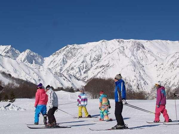 乗鞍 温泉 場 白馬 スキー