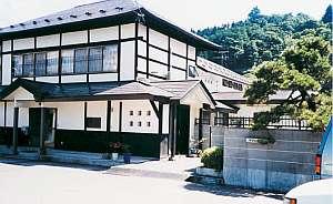 温泉民宿ヤマニ分館施設全景