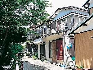 民宿 大浜荘施設全景