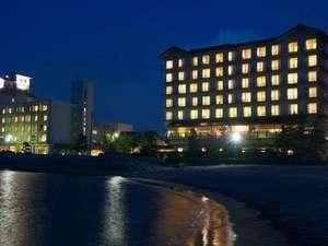皆生シーサイドホテル海の四季 施設全景