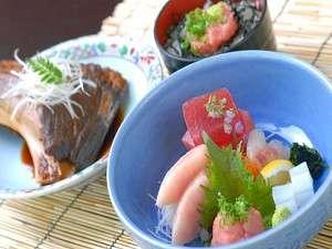 焼津黒潮温泉格安宿泊案内 湊のやど 汀家(みぎわや) まぐろの魚客量日本一の座を争う焼津だからこそ味わえる逸品