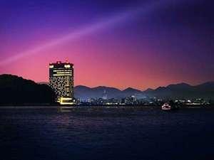 グランドプリンスホテル広島 施設全景