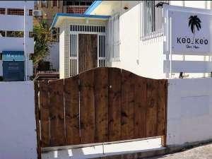 Guesthouse ke'o ke'o施設全景