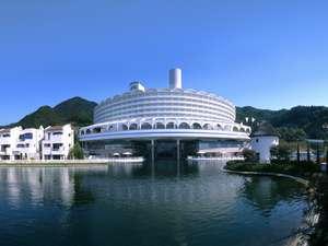 大江戸温泉物語 ホテルレオマの森 施設全景