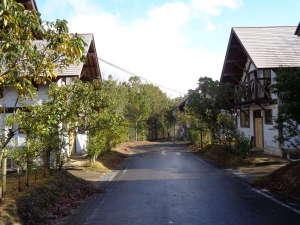 神郷温泉施設全景