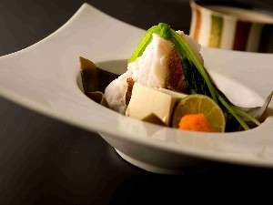「六峰舘」自慢の料理