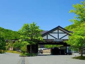 星野リゾート 奥入瀬渓流ホテル 外観