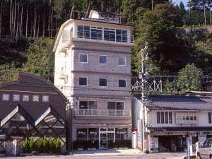 ビジネスホテル プランタン施設全景