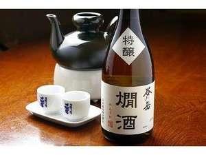 熱燗セット。熱燗に合うお酒(720ml)をご用意。熱燗器をセットにして・・・ &nbsp