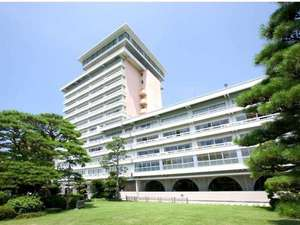 高知城下の天然温泉 三翠園(さんすいえん)  施設全景