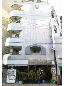 ファミリー&バックパック東京ホステル施設全景