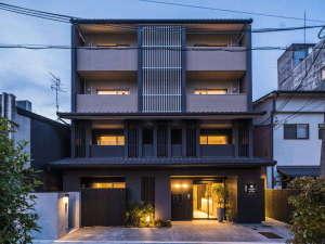 京都アートステイ西陣捨松施設全景