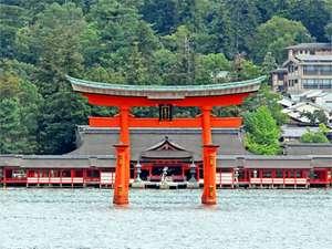 ♪ぐる〜り♪広島・宮島 世界遺産めぐり 広島グランドインテリジェントホテル