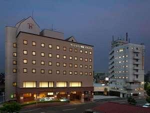 ホテルサンシャイン徳島アネックス施設全景