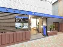 ホテルマイステイズ上野入谷口