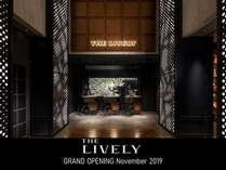 THE LIVELY(サ゛ライフ゛リー)東京麻布十番※2019年11月OPEN!