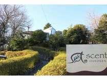 セント〜scent〜 伊豆高原の丘の上に佇む癒し空間