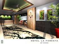 HOTEL LA FORESTA�@�` BY RIGNA �`