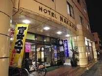 ビジネスホテル中島
