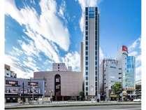 ホテルエミシア東京立川(旧 立川グランドホテル)