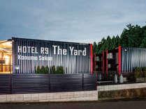 HOTEL R9 The Yard 鹿沼栄