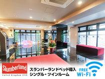 ホテルリブマックス京都二条城北