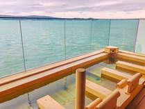 白鷺の湯 能登 海舟