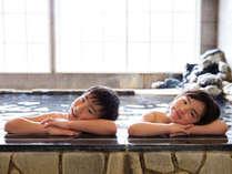 軽井沢 ホテルパイプのけむり「北投石の湯」