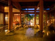 湯原温泉 湯めぐりの宿 松の家 花泉