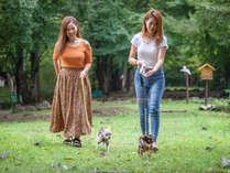 ホテルフォレストヒルズ那須 〜愛犬と旅する大自然のリゾート〜