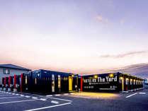 HOTEL R9 The Yard 結城