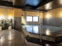 天然温泉「旅人の湯」 ホテルルートイン松江