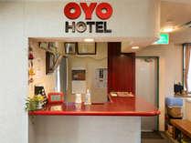 OYOホテル サンシティ小山