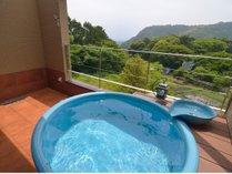 全室海一望の露天風呂付客室 プチホテル陽だまりの丘
